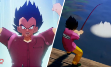 Dragon Ball Z – Kakarot : Gameplay de Vegeta et Gohan Ado de l'arc Cyborg (Cell)