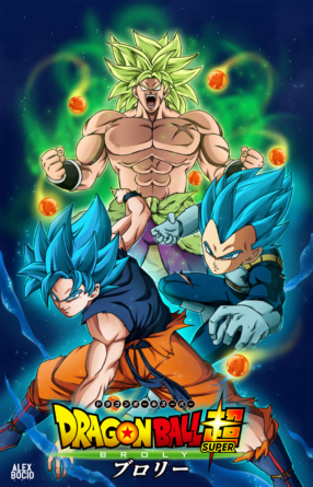 Dragon Ball Super – Broly : Confirmation de la sortie du film le 13 mars dans les cinémas français