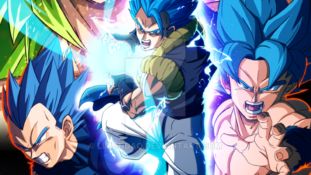 Dragon Ball Super – Broly : Un demi-million de spectateurs en France