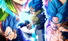 Dragon Ball Super – Broly : Le film d'animation diffusé sur Canal+ Family ce week-end
