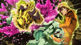 JoJo's Bizarre Adventure – Golden Wind épisode 17 : « Babyhead »