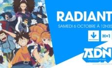 Radiant: Trailer VOSTFR et annonce du simulcast chez @ADNanime