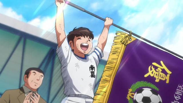 Captain Tsubasa (Olive et Tom 2018) épisode 28: « Prends ton envol ! »