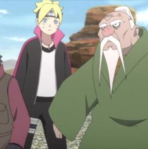 Boruto – Naruto Next Generations épisode 85: « La pierre du cœur »