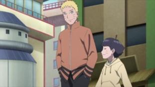 Boruto – Naruto Next Generations épisode 93 : « La Fête de la Famille »
