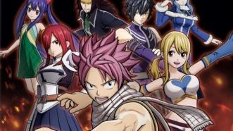 Fairy Tail : Deux éditions spéciales pour le jeu ainsi qu'un trailer des scènes de combat