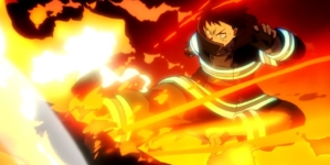 Fire Force épisode 1 – Saison 1 : Shinra Kusakabe s'engage dans la Fire Force