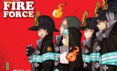 Le manga Fire Force adapté en anime [Premier visuel]