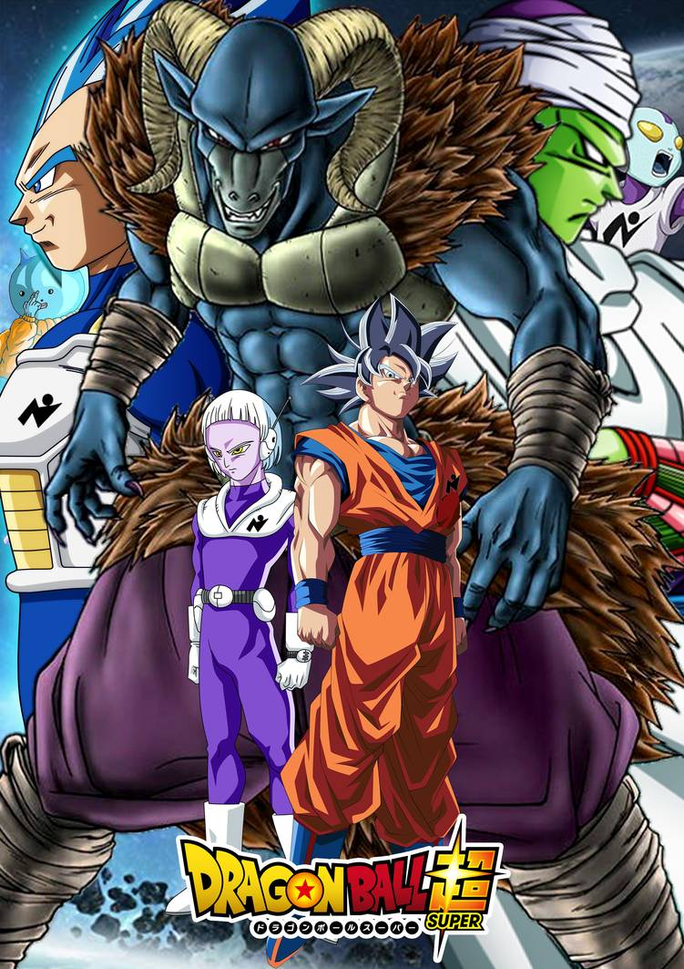 Dragonball Super 54
