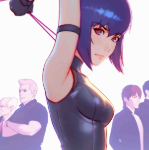 Netflix – Ghost in the Shell – SAC_2045 : Le nouvel anime sera diffusé en avril