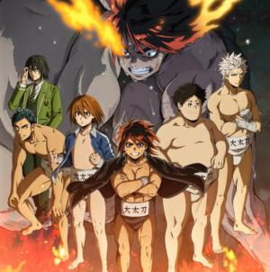 Hinomaru Sumo: Premier trailer présentant l'opening et nouvelle affiche