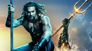 Aquaman: Nouveau trailer aquatique