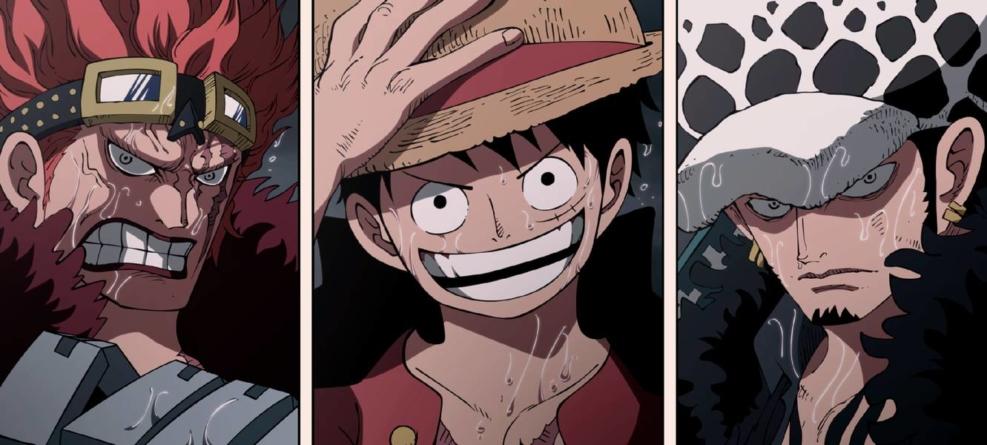 Chapitre One Piece 975 VF