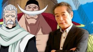 Kinryû Arimoto le doubleur (seiyû) de Barbe Blanche (One Piece) et Ginrei Kuchiki (Bleach) est décédé