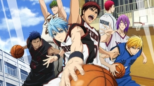 La 3ème Saison de Kuroko's Basket pour le 10 Janvier