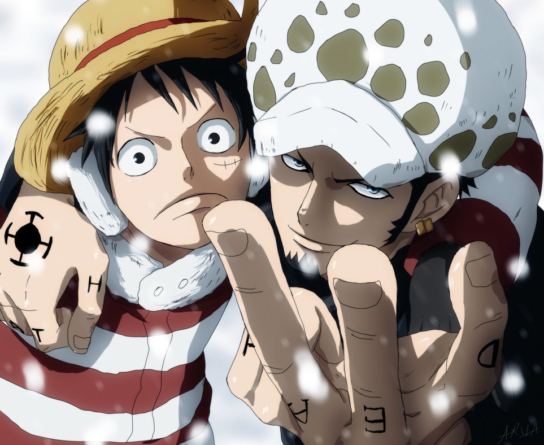 One Piece : Le chapitre 962 ne sort pas aujourd'hui, Law dans les jeux vidéo Jump Force et World Seeker