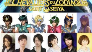 Saint Seiya : Les Chevaliers du Zodiaque (Knights of the Zodiac) : L'anime de Netflix révèle son casting japonais