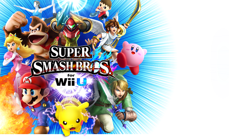 Date de Sortie: Super Smash Bros. for Wii U