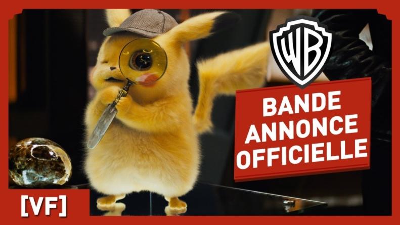 Détective Pikachu: Je kiffe toujours autant avec la seconde bande-annonce