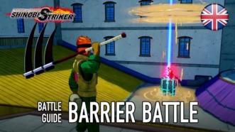 Naruto to Boruto: Shinobi Striker: Trailer du mode Combat de Barrière