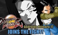 Dragon Ball FighterZ: C-17 et un nouveau stage en DLC