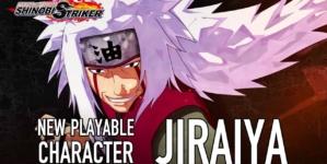 Naruto to Boruto: Shinobi Striker: Trailer de Jiraiya