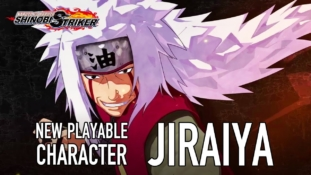 Naruto to Boruto: Shinobi Striker: Trailer de Jiraiya