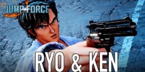 Jump Force: Ken (Hokuto no Ken) et Ryo (City Hunter) mettent le feu à Paris