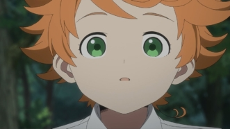 The Promised Neverland: On voit enfin l'animation
