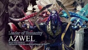 Soul Calibur VI révèle un nouveau personnage du nom d'Azwel