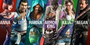 Tekken 7 – Saison 2: Negan et Lucille nous font le remake