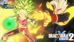 Dragon Ball Xenoverse 2: Trailer de lancement du DLC Super Baby et Kefla