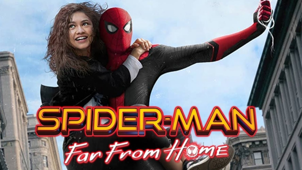 Far From Home dévoile une première bande-annonce impressionnante — Spider-Man