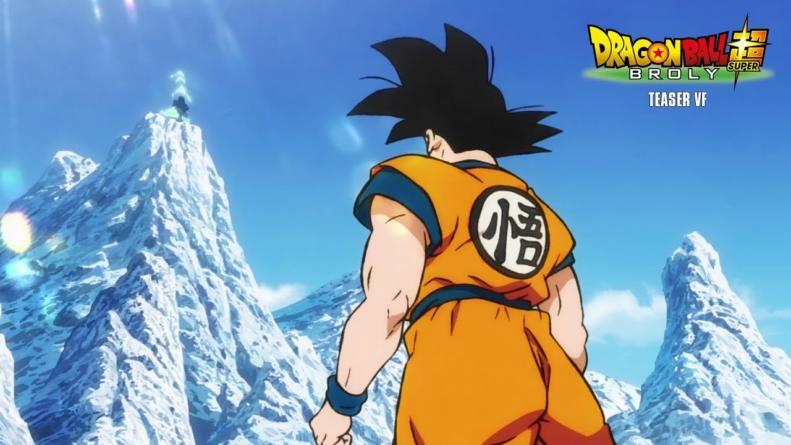 Dragon Ball Super – Broly : Premier teaser en français pour la VF
