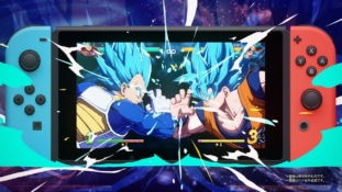Dragon Ball FighterZ sur Switch: Premier trailer officiel