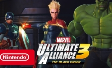 Marvel Ultimate Alliance 3: The Black Order sortira cet été