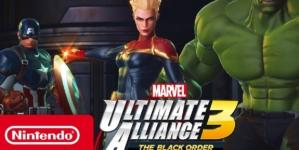 Marvel Ultimate Alliance 3: The Black Order sortira cet été