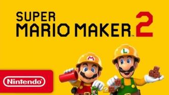 Super Mario Maker 2 : Annoncé pour Nintendo Switch