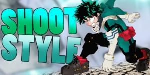 My Hero Academia One's Justice: Annonce du DLC gratuit Izuku Shoot Style