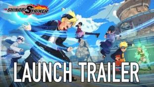 Naruto to Boruto: Shinobi Striker: Trailer de lancement du jeu