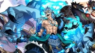 Bleach Brave Souls : Gameplays de la loterie «La Spirit Society» avec Grimmjow, Gin et Rukia version Yokais
