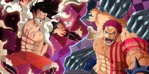One Piece – Pirate Warriors 4 : Luffy Gear 4th Snakeman et Katakuri seront jouables