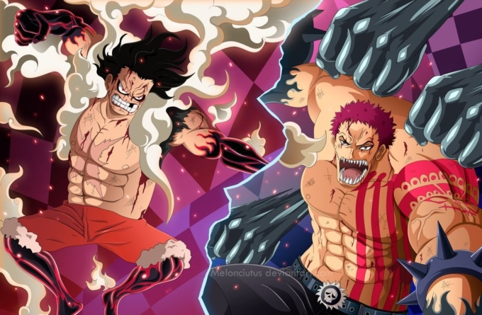 One Piece – Pirate Warriors 4 : Luffy Gear 4th Snakeman et Katakuri seront jouables