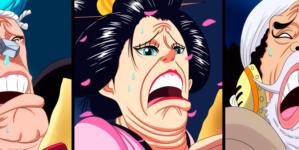 Chapitre One Piece 925 / Classement Jump N°52 (2018)