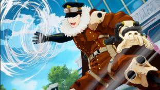 My Hero Academia One's Justice: Le personnage DLC d'Inasa Yoarashi (Gale Force) arrive le 14 novembre