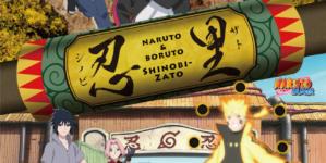 Naruto & Boruto: Le parc d'attraction de «Nijigen no Mori» sera lancé en avril