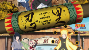 Naruto & Boruto: Le parc d'attraction de « Nijigen no Mori » sera lancé en avril