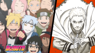 Boruto – Naruto Next Generations: Titres et Synopsis des épisodes de Janvier – Février, fin de l'arc Mitsuki