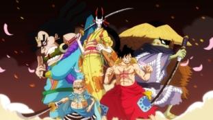 Chapitre One Piece 949 Résumé