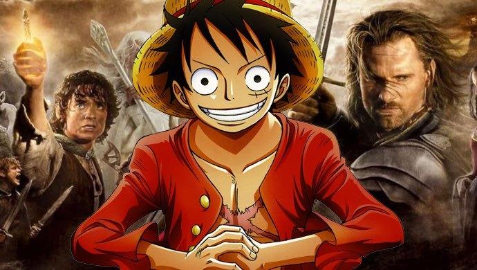 One Piece a dépassé Le Seigneur des Anneaux dans la liste des franchises les plus rentables